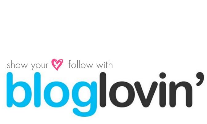 Estamos no Bloglovin'!