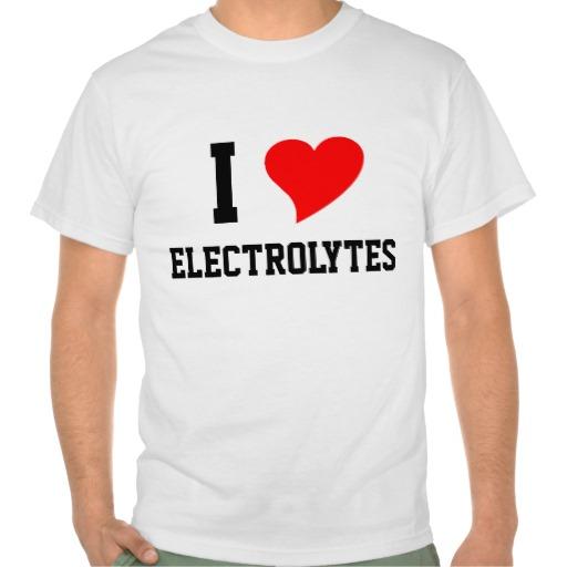 Interpretação de exames: entendendo os eletrólitos