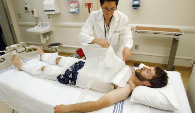 Hipotermia após parada cardíaca